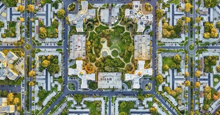 'LA NY', Los Angeles: Park La Brea |© 2017 Jeffrey Milstein