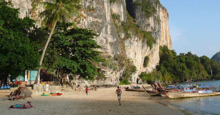 Tonsai Beach, Krabi | © Seth Mazow/Flickr