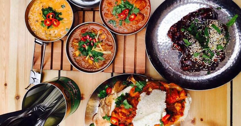 Mowgli Street Food   © Facebook