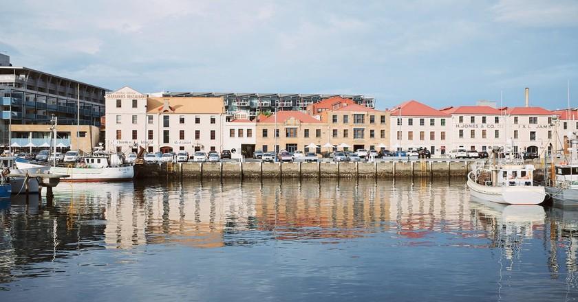 Hobart | © VirtualWolf/Flickr https://flic.kr/p/BKmQow