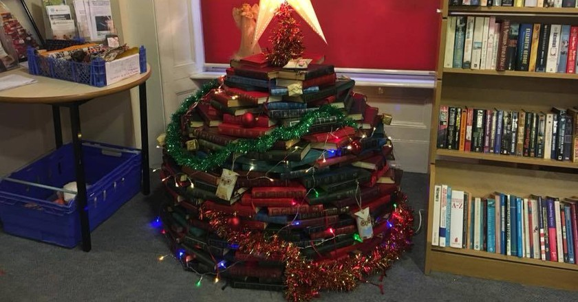 Book Tree | © Courtesy of FBS