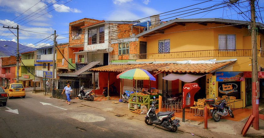 Medellín streets | © Pedro Szekely / Flickr