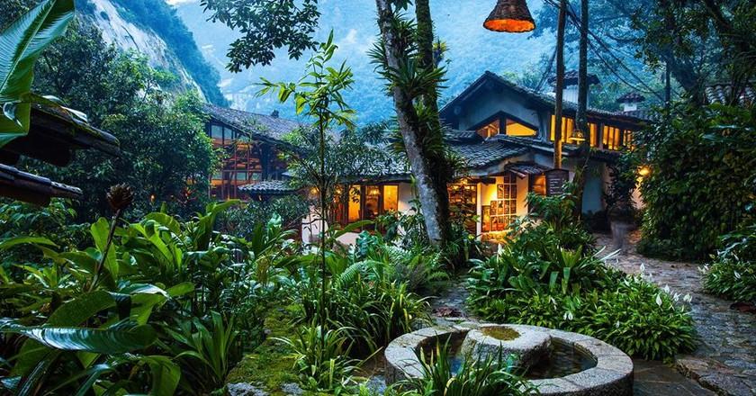Inkaterra Machu Picchu Hotel   Courtesy of Inkaterra Machu Picchu Hotel