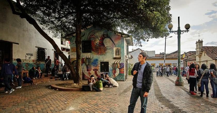 Old Town Bogotá | © Pedro Szekely / Flickr