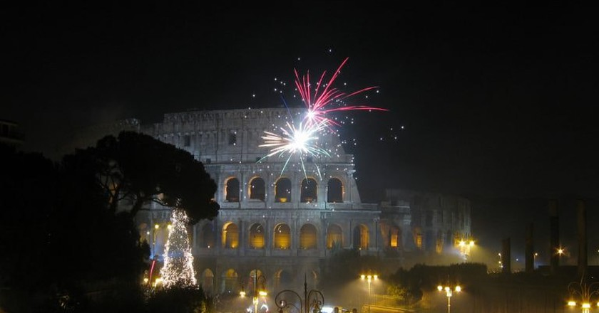 NYE 2008 in Rome | © Luca Paletta/Flickr
