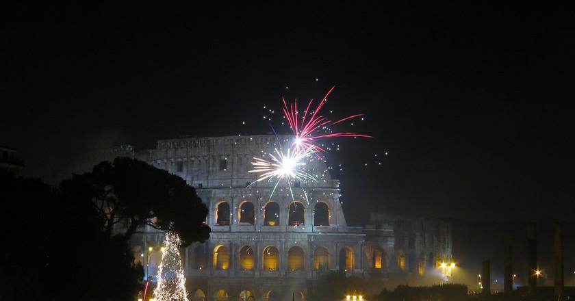 NYE 2008 in Rome | © Luca Paletta/Flickr