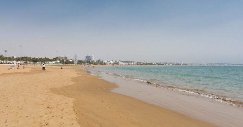 Agadir Beach | © Krzysztof Belczyński / Flickr