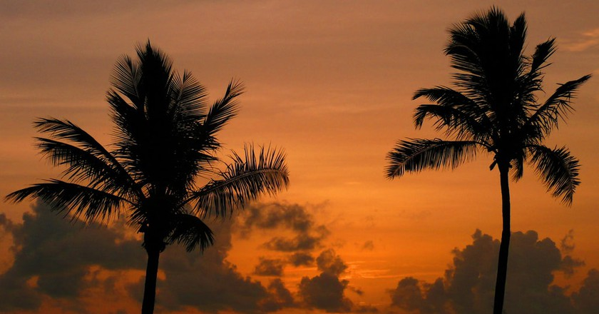 Sunset in Miami | © joiseyshowaa \ Flickr
