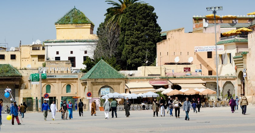 A bright and sunny day in Meknes | © xiquinhosilva / Flickr