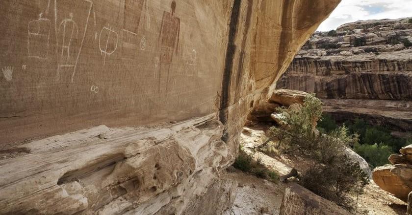 Cedar Mesa Grand Gulch | © Bob Wick, Bureau of Land Management/Flickr