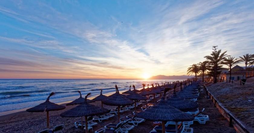 Fontanilla beach, Marbella; Michael Vadon/flickr