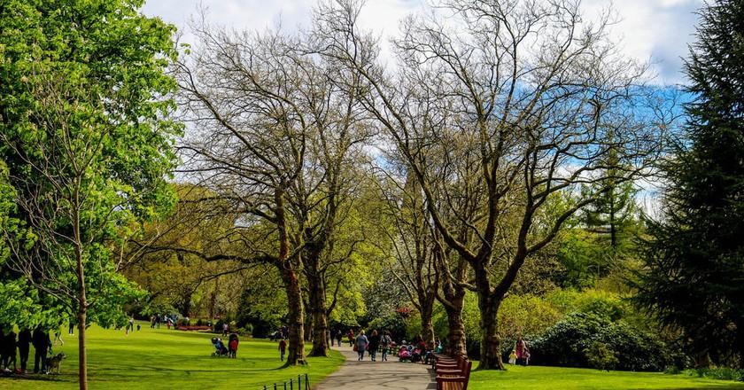 Glasgow Botanic Gardens | © aqibmustaq /Flickr