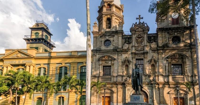 Medellín architecture   © Dorian Miguel Ospino Caro/Flickr