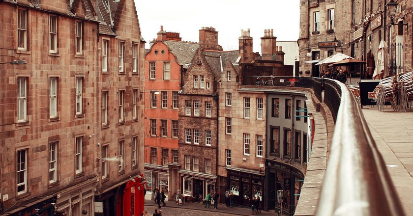 Edinburgh   © Eugenia Morillo Piñero / Flickr