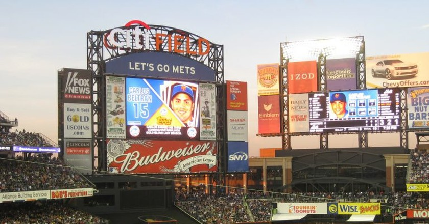 Citi Field, which will be home to Mikkeller's NYC brewery | © Dave Winer / Flickr