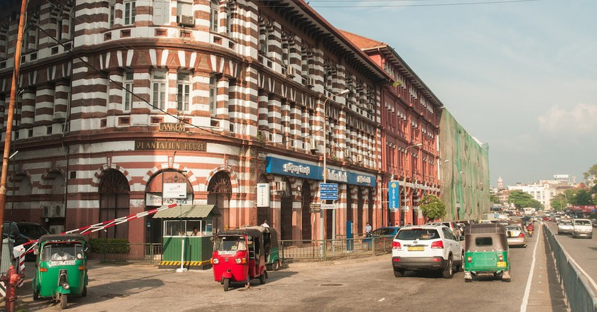 Colombo Fort © travelmag.com / Flickr