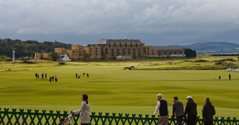 Home of Golf | © Marc Climent/Flickr