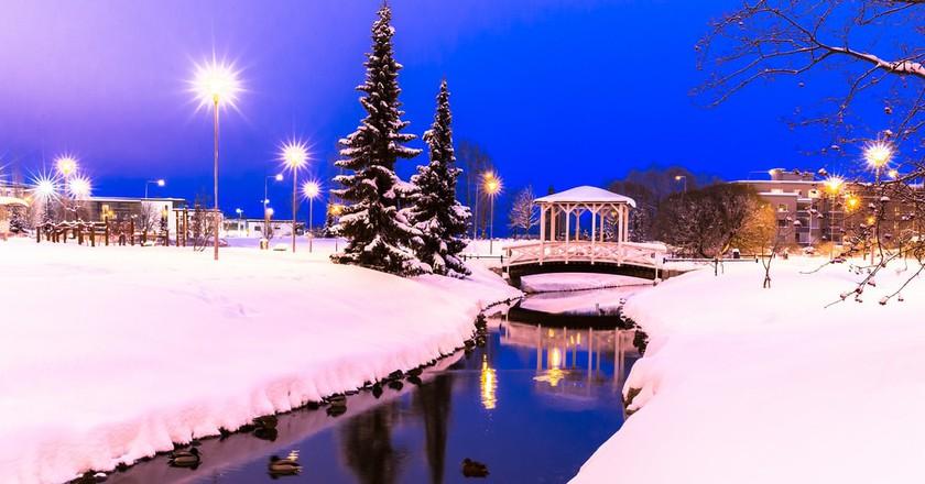 Finland in winter | © Visit Lakeland / PhotoPin