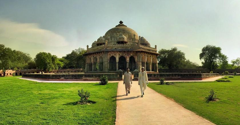 Isa Khan's Tomb, Delhi   © Panoramas / Flickr