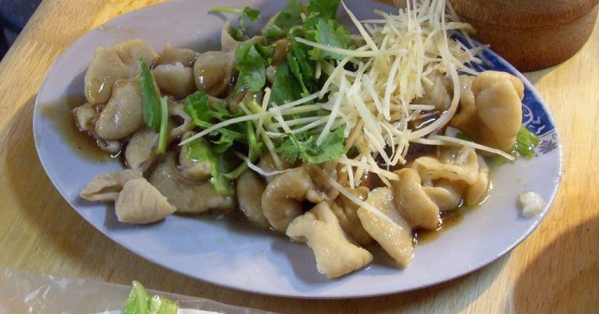 Asian-style chitlins | © LWYang / Flickr