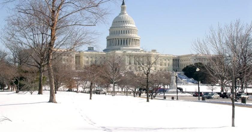 Washington, D.C. in winter   © paul.wasneski / Flickr
