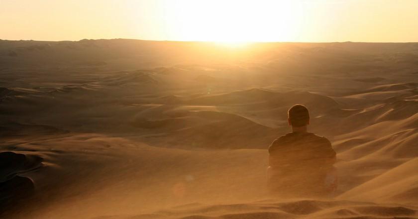 Nazca desert   ©ilkerender/Flickr