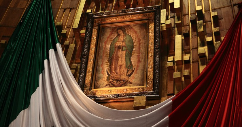 The Virgin of Guadalupe | © Esparta Palma / Flickr