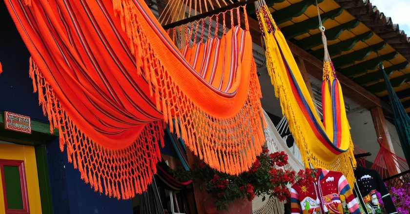 Colombian hammocks | © momentcaptured1 / Flickr