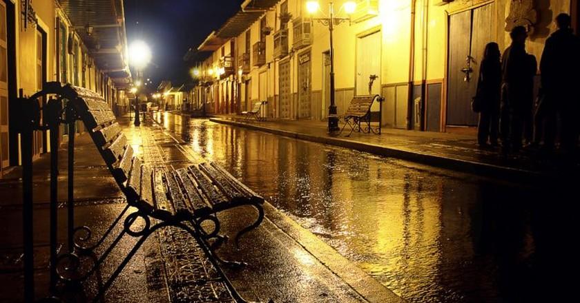 Salento by night | © Triángulo del Café Travel / Flickr