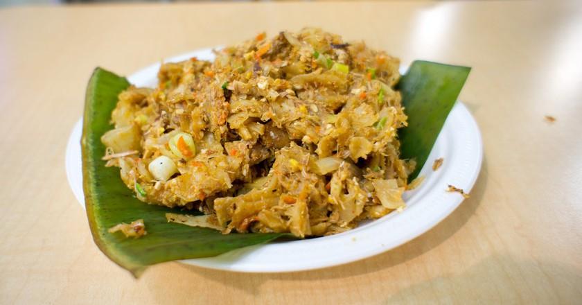 Kottu Roti in Sri Lanka © Ruocaled / Flickr