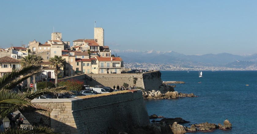 Antibes, perfect for a day trip from Monaco   © Sébastien Bertrand/Flickr