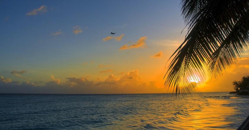 Sunset on Barbados | © Berit Watkin/Flickr