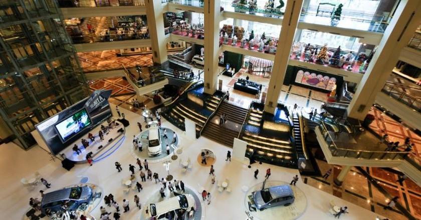 Jakarta shopping mall | © Matthew Kenwrick/Flickr