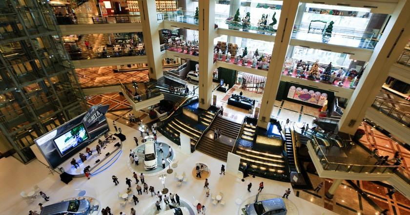 Jakarta shopping mall   © Matthew Kenwrick/Flickr