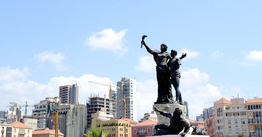 The Martyrs of Lebanon   © n.karim / Flickr