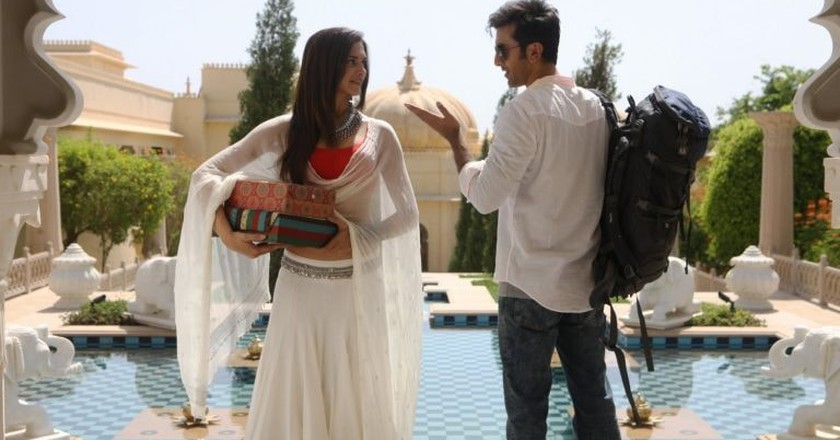 A still from Yeh Jawaani Hai Deewani, shot in Udaipur | © Dharma Productions