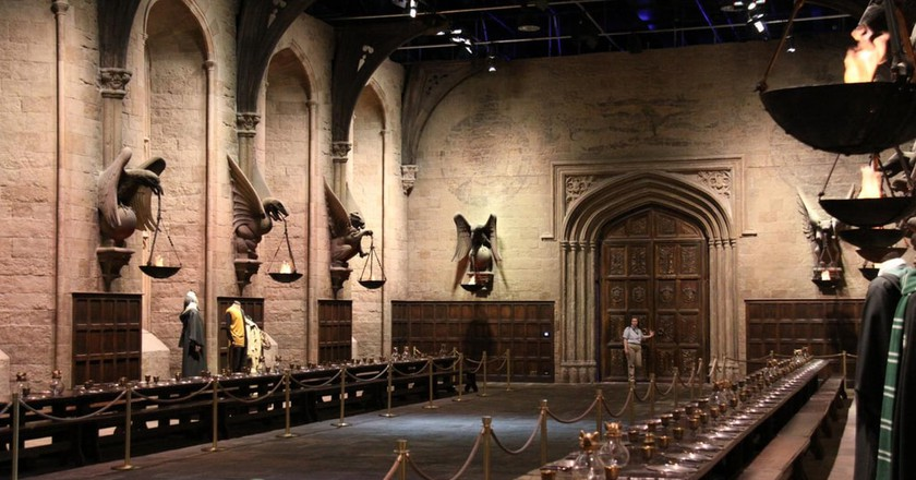 The Making of Harry Potter | © Dave Catchpole/Flickr