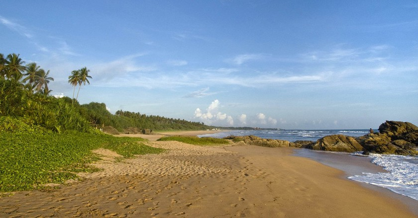 Sri Lankan beaches are waiting for expats
