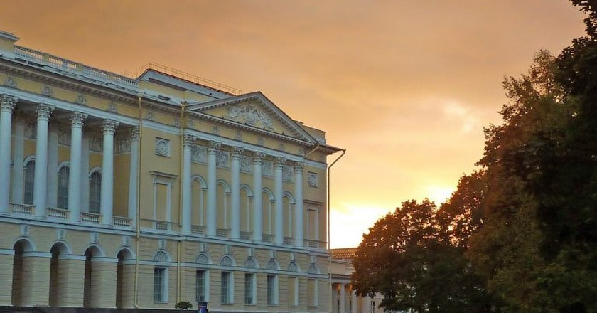 The State Russian Museum | © 7474506550/Flickr