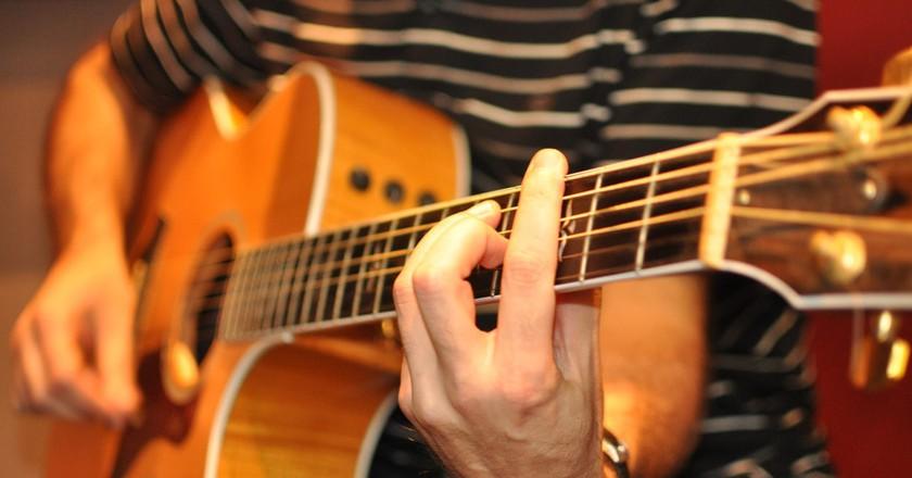 Acoustic night | © Simon_Music/Flickr