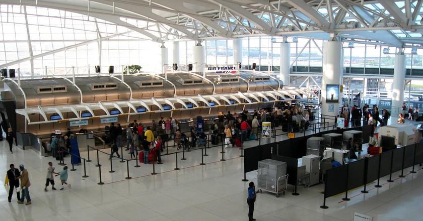 JFK Airport | ©ERIC SALARD / Flickr