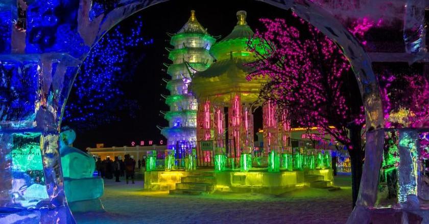 Harbin Ice Festival | © La Priz / Flickr