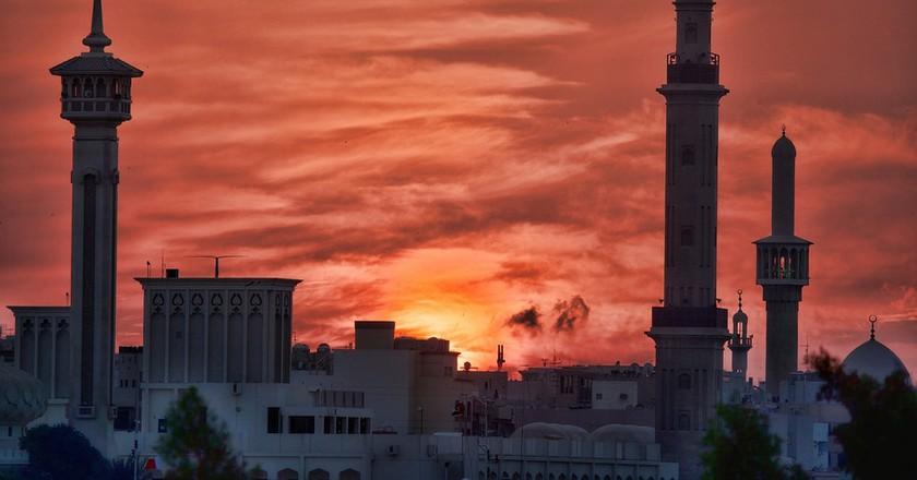 Al Rigga Street, Dubai | © Michael Theis/Flickr