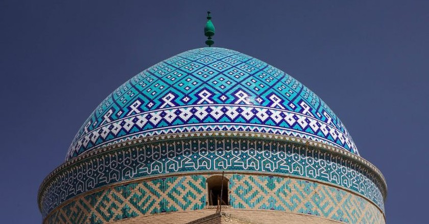 Jameh Mosque in Yazd | © Ninara / Flickr