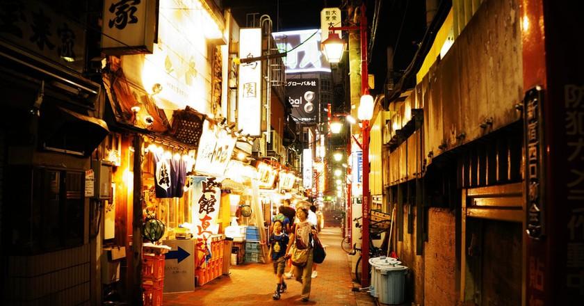 Shinjuku, Golden Gai   © shiranai / Flickr