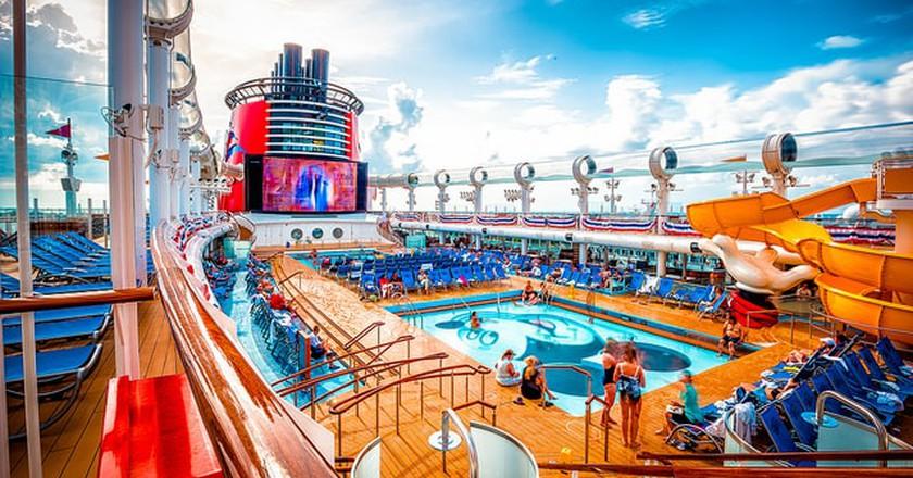 Disney cruise | © CL Photographs/Flickr