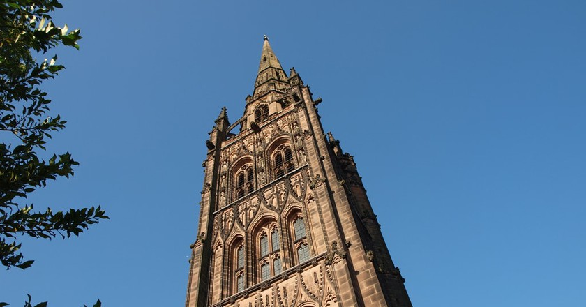 Coventry Cathedral | © Nigel Swales/Flickr
