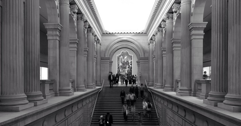 Grand Staircase, Metropolitan Museum of Art | © Ralph Hockens/Flickr