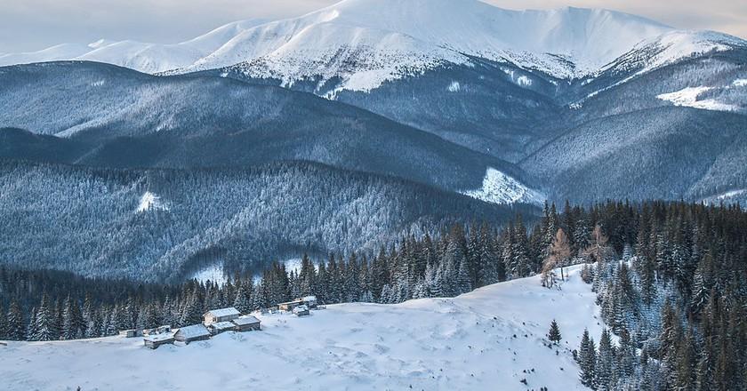 Carpathian National Nature Park | © Robert-Erik/WikiCommons