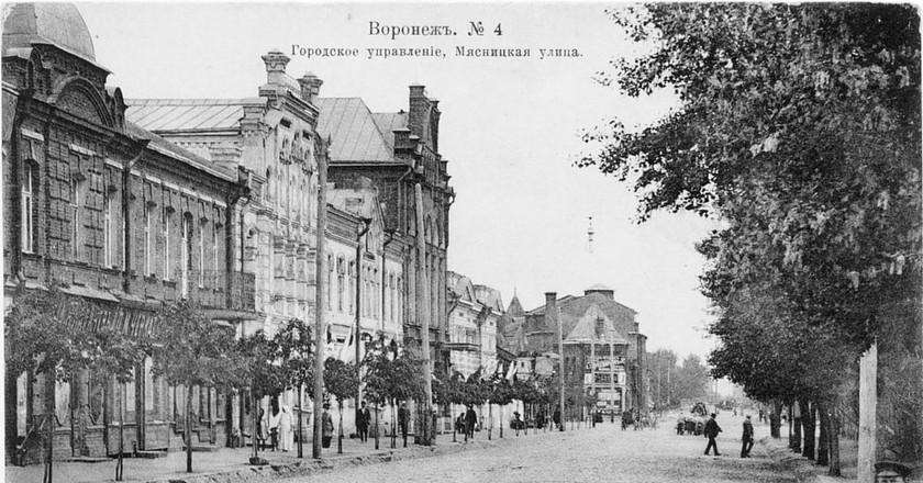 Myasnitskaya in the early 20th century | © Собственная фотоколлекция / WikiCommons